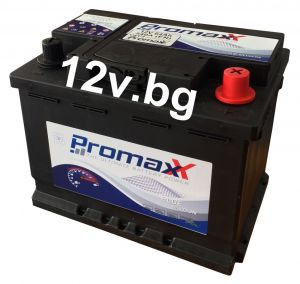 Акумулатор PROMAXX 12/64 Ah R+
