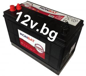 Акумулатор MONBAT MONOLIT POWER DEEP CYCLE 12V/ 110Ah