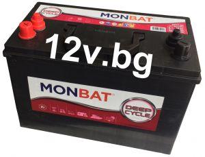 Акумулатор MONBAT MONOLIT POWER DEEP CYCLE  12V/ 80Ah