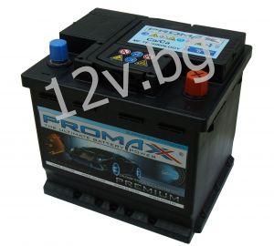 Акумулатор PROMAXX 12/60 Ah R+